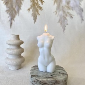 """""""Statue Candle"""""""